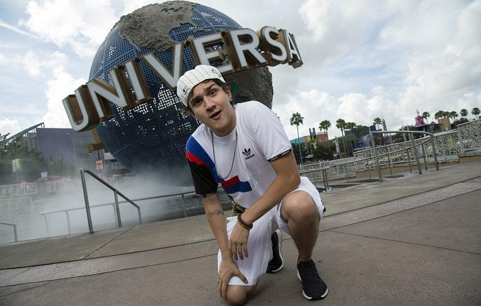 YouTuber Christian Figueiredo curte férias no Universal Orlando Resort https://t.co/K9VnlWzyoG