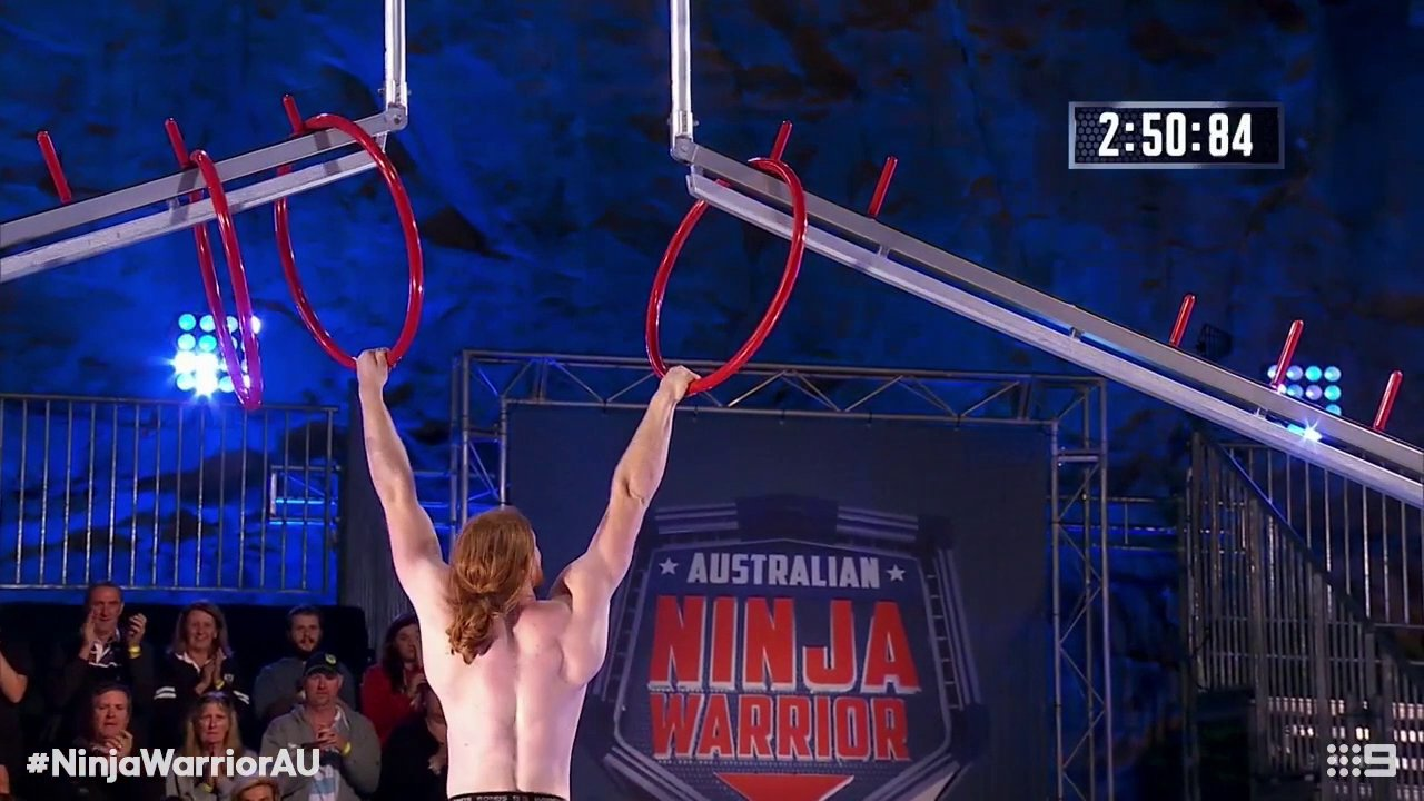 RT @NinjaWarriorAU: Mike Snow is the one to watch. #NinjaWarriorAU https://t.co/wx15LCBtmD
