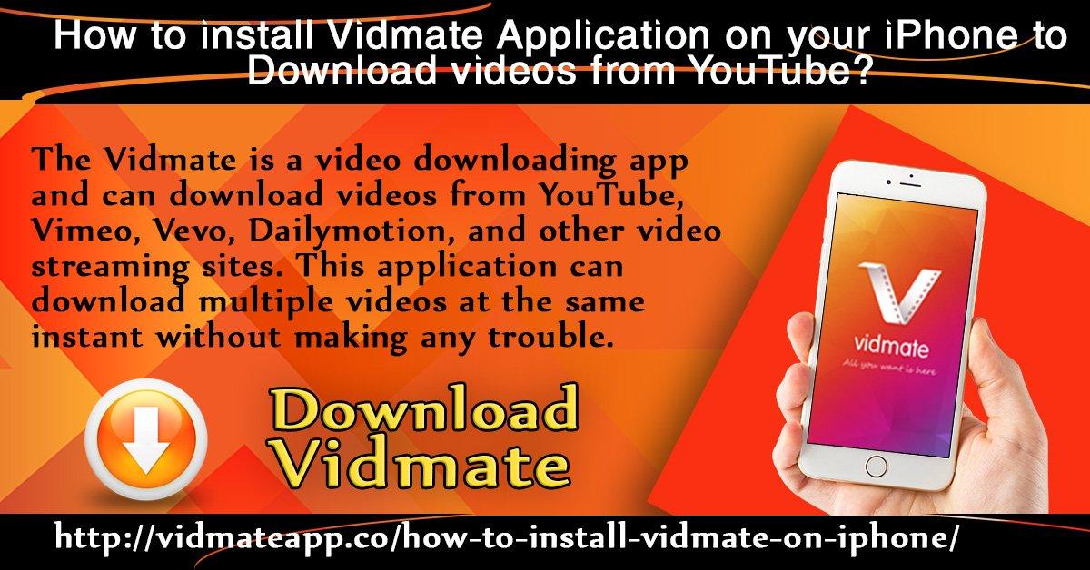 Vidmate App (@app_vidmate)   Twitter