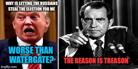 41% of Americans support Impeaching Trump -26% wanted Nixon impeached when Watergate hearings begun #WednesdayMotivation #WednesdayWisdom<br>http://pic.twitter.com/3dXiLtpELL