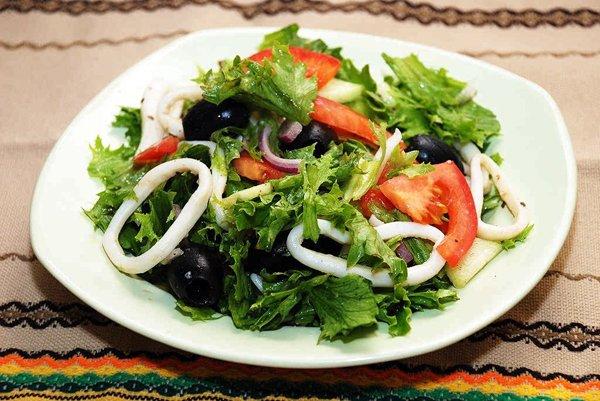 Рецепты салатов ольги матвей готовить просто видео