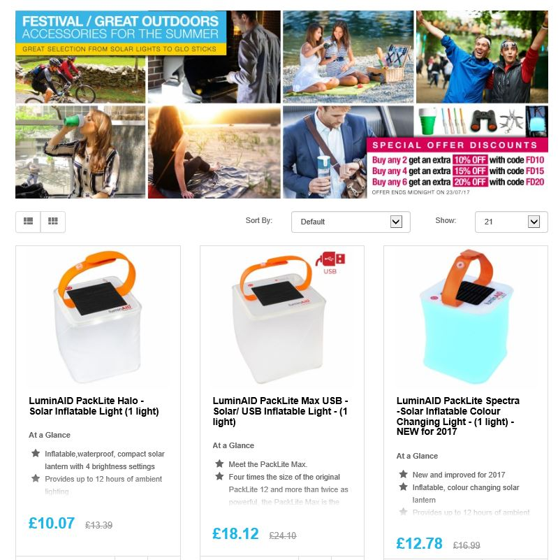 #Wednesdaywisdom Save onFestival /Outdoor accessories  http:// ow.ly/k9vn30dJ0E8  &nbsp;   #RT #Follow #Win #MultiBuy any 2/4/6 Extra 10/15/20% off share <br>http://pic.twitter.com/NTxtlxVPBu