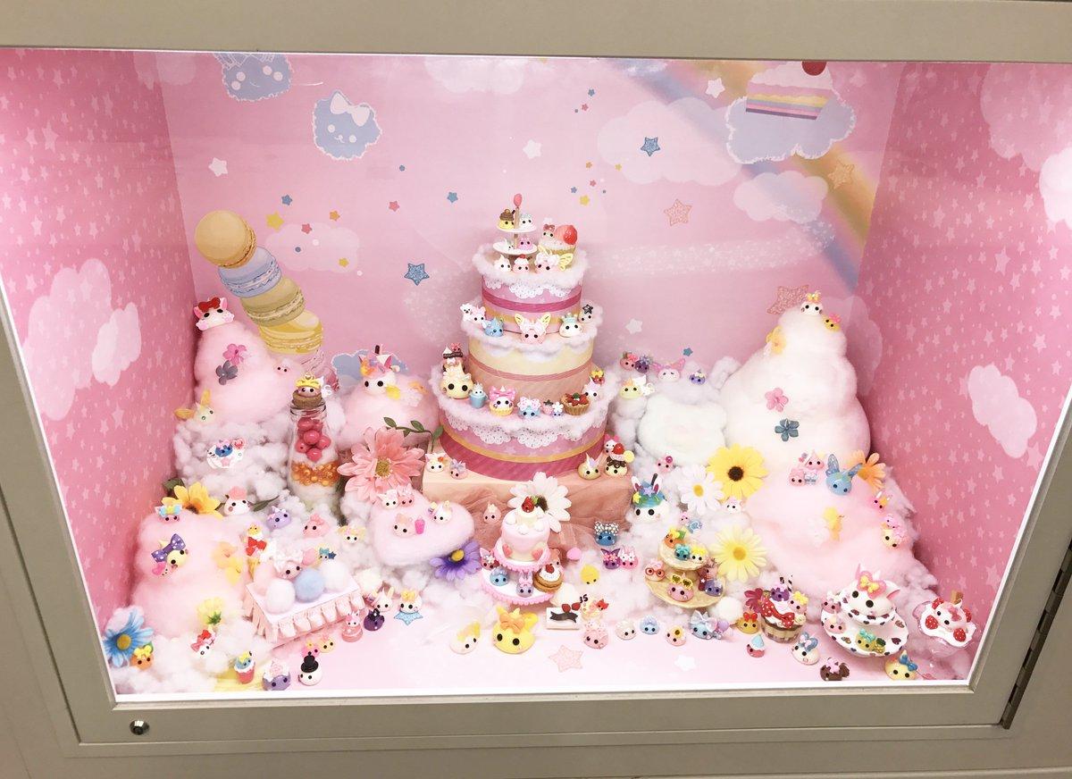 """サン宝石(公式) on twitter: """"横浜人形の家で『7thほっぺちゃん展"""