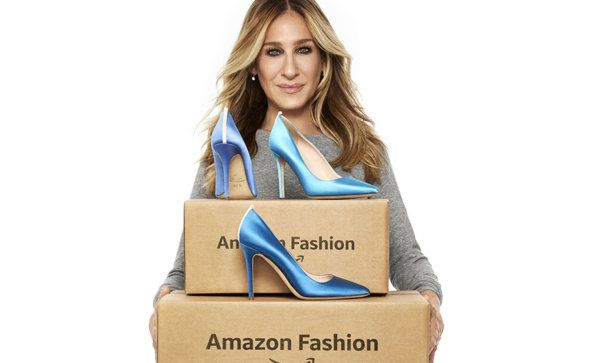 Nuova collezione di scarpe di Sarah Jessica Parker da comprare online su Amazon