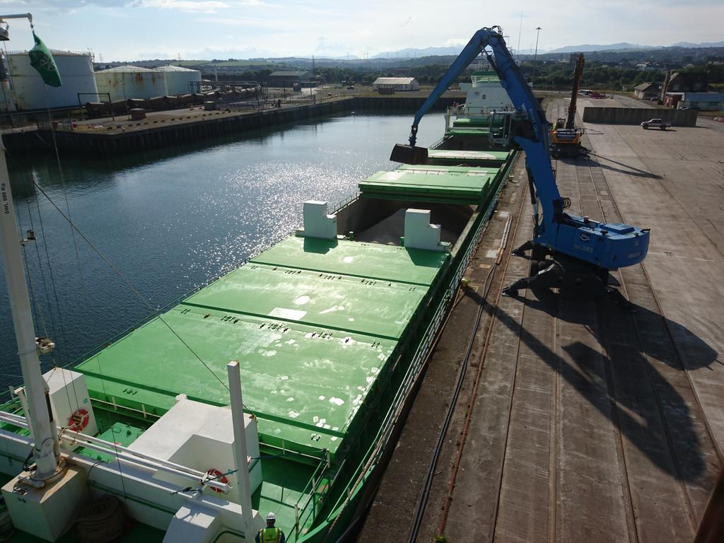 Port of Workington on Twitter: