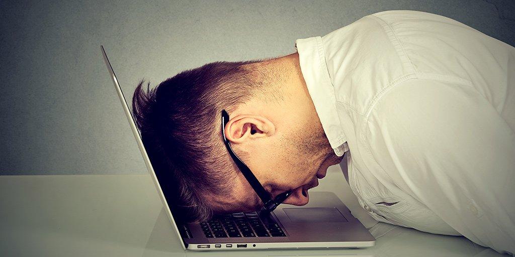 Social Media Post: Dürfen Kommunikatoren #SocialMedia Muffel sein?Lest mehr dazu im...