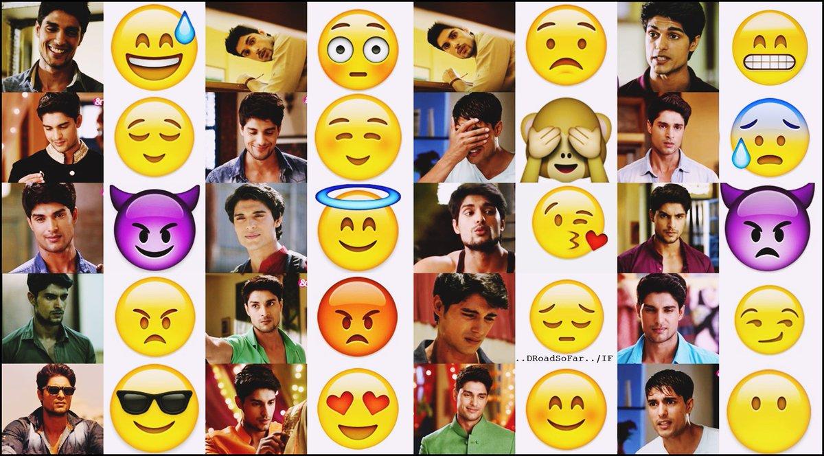 #WorldEmojiDay #throwback..  last year&#39;s #EmojiEdit dedicated to  @6ankitgupta.. .. It&#39;s still my fav edit @debashree02..<br>http://pic.twitter.com/6LOqq9eJM5