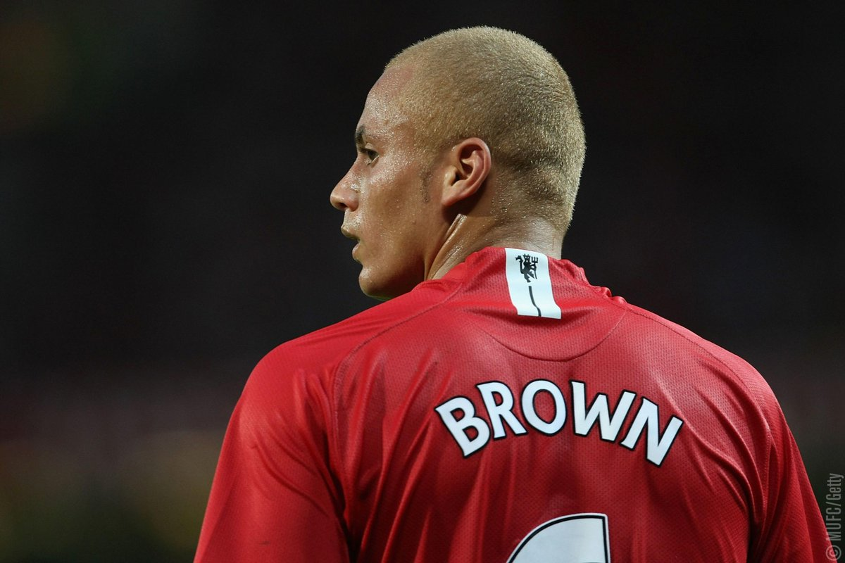 .@_WesBrown_24 will be returning to Old Trafford as part of the Legends squad to face Barcelona later this yearhttps://t.co/jAcrWe77YG: