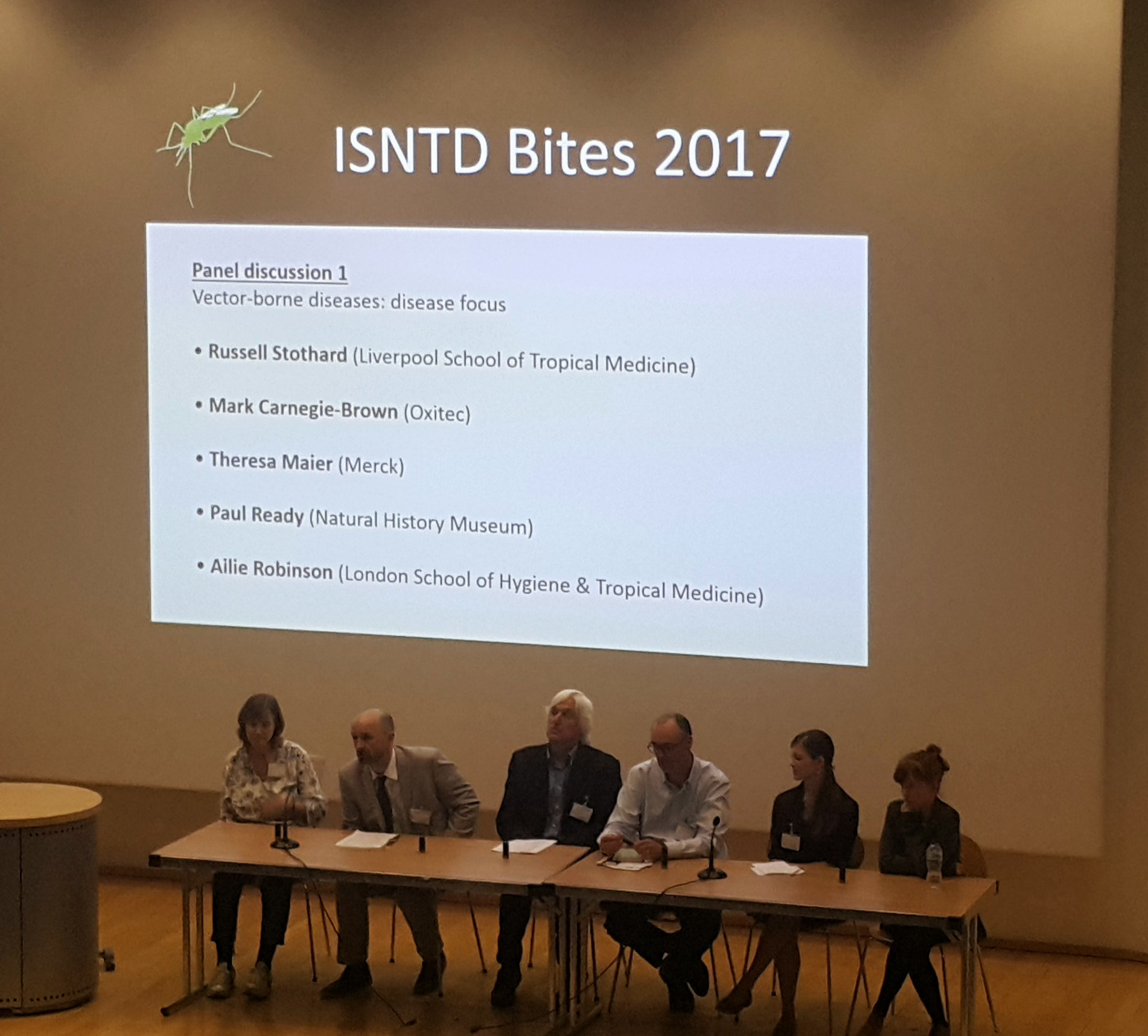 Fantastic closing panel discussion, musing on need for cross-sectoral, multidisciplinary collaboration/data-sharing to #beatNTDs #ISNTDbites https://t.co/L1joeLPfVa