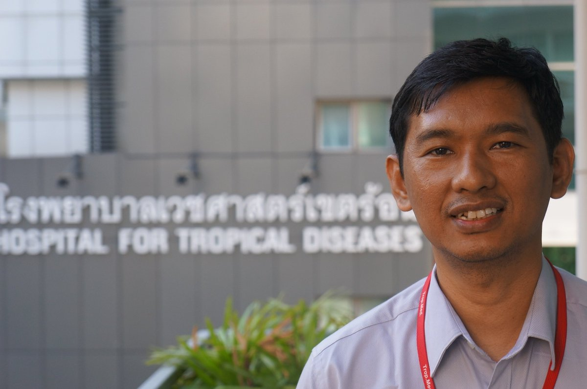 Yestdy @KyawMTun talked of ethical issues recruiting kids for #Myanmar clinical research projects What&#39;s on today #OGHB2017? @wellcometrust<br>http://pic.twitter.com/1ktJVQgPBB