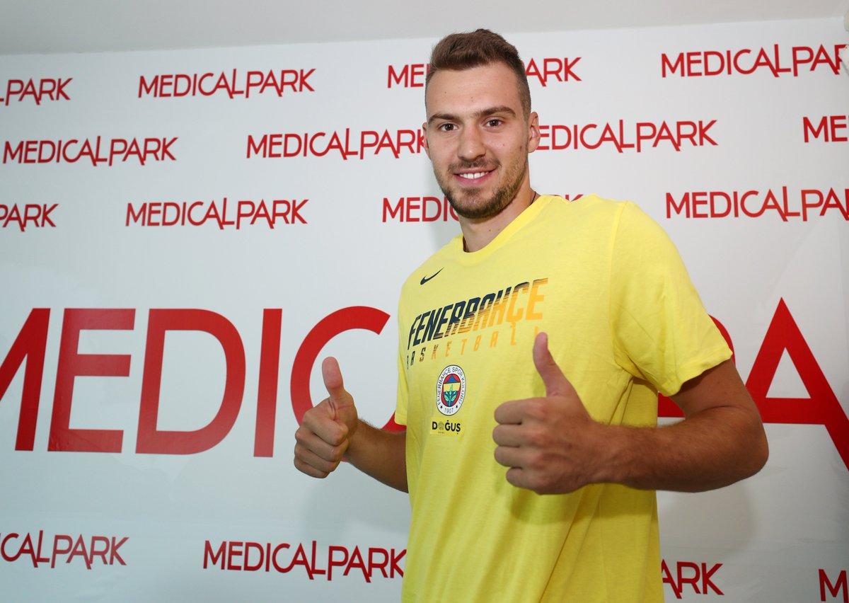 Marko Guduric Sağlık Kontrolünden Geçti...