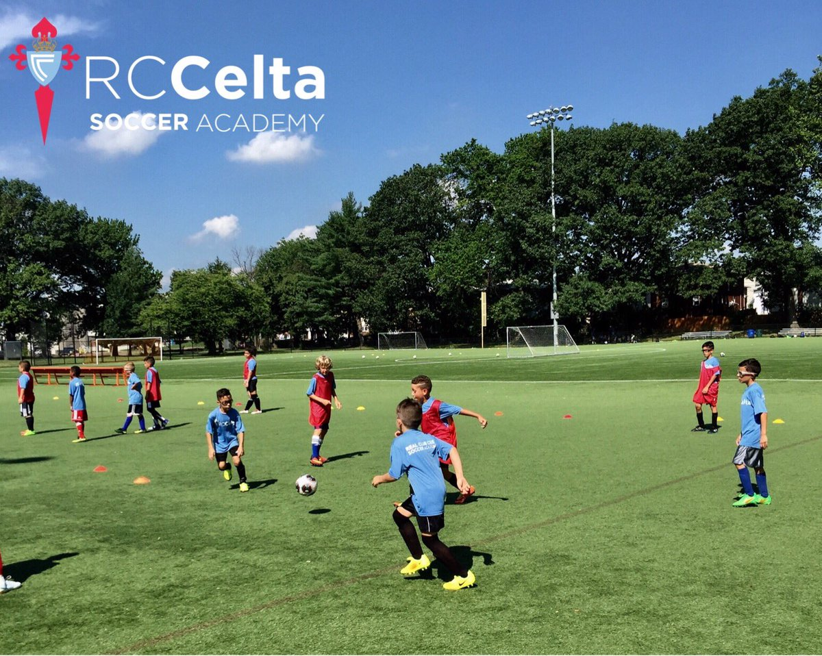 Training!!  #rccelta #usa  #soccercamp #soccer #njpic.twitter.com/qePcjPZKPb