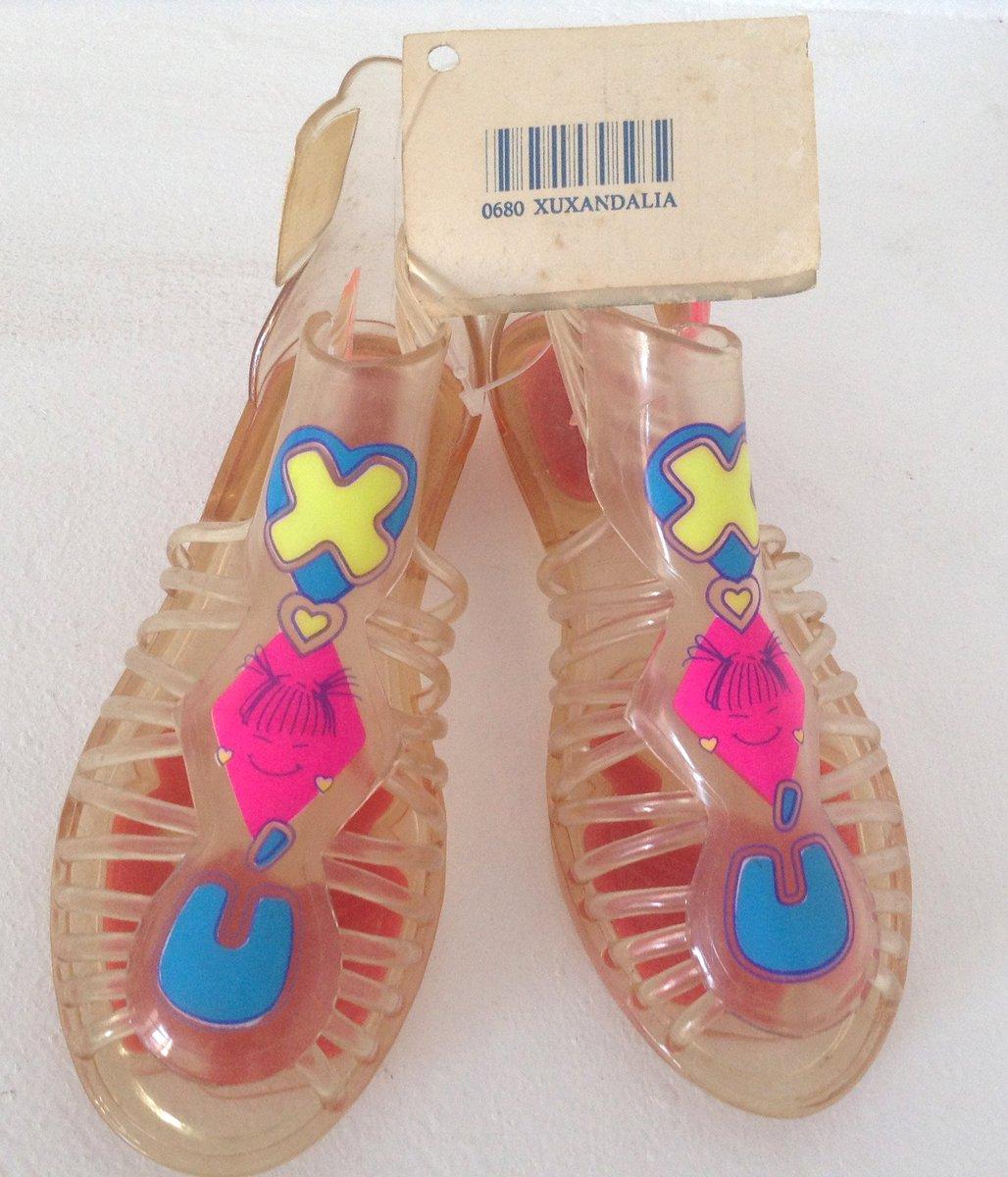 "Yo fuí a EGB on Twitter: ""Las sandalias de Xuxa.…"