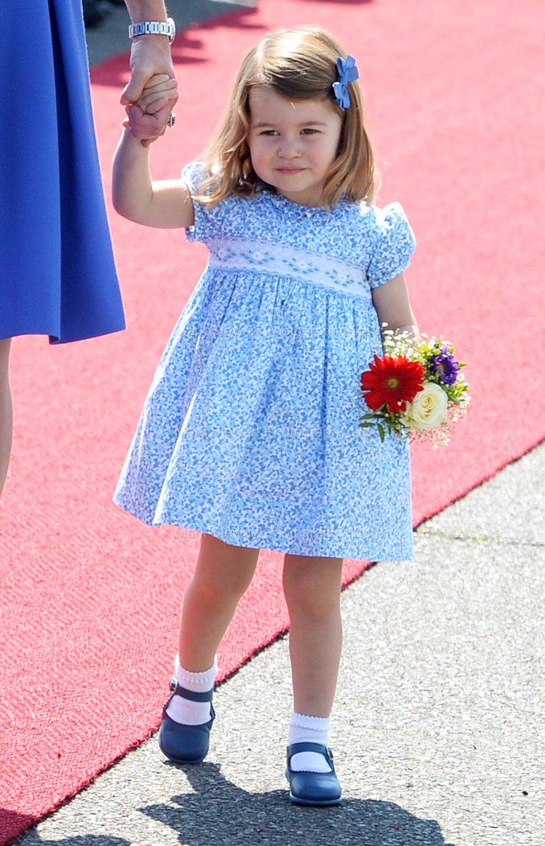 Mark Stewart On Twitter Quot Flower Girl Princess Charlotte