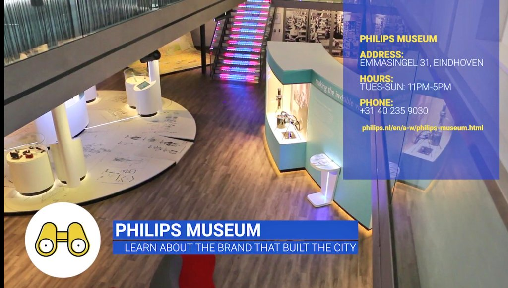 Explore #Eindhoven with @Ryanair   https:// youtu.be/g6PUDRrM6v8  &nbsp;   promo video #citymarketing #ehv365 @PhilipsMuseum @vanabbemuseum<br>http://pic.twitter.com/Bik8XoTZa8