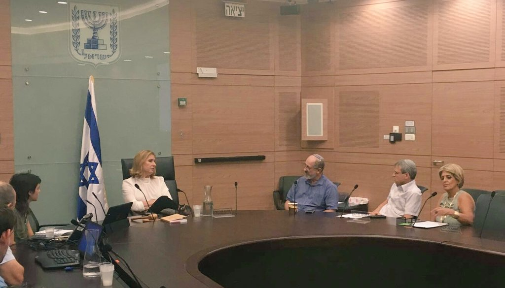 חדשות ערוץ 2 Twitter: ציפי לבני (@Tzipi_Livni)