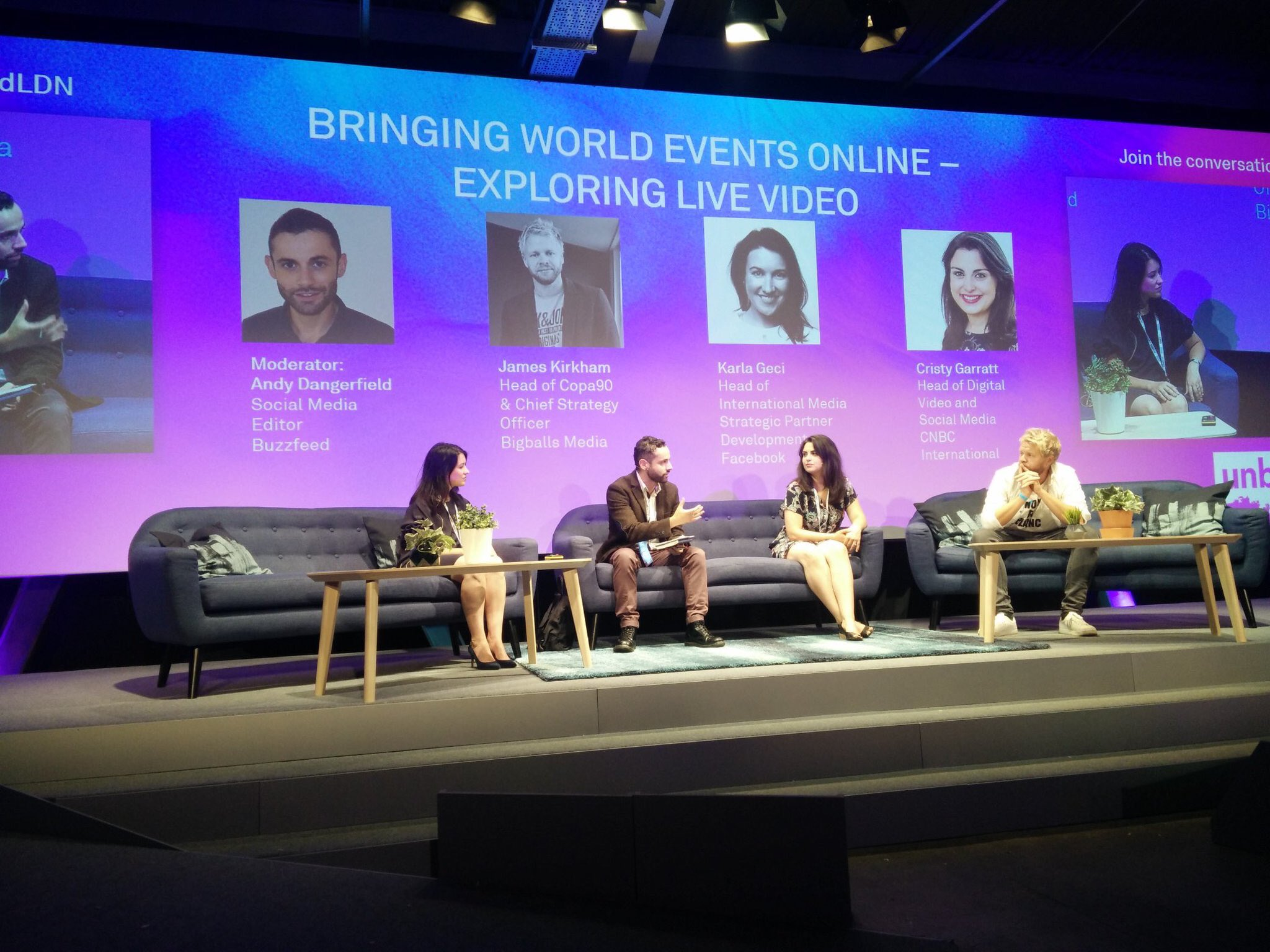 We're down at #UnboundLDN today, learning from some of the fastest reacting media brands https://t.co/5hniXpkhg6