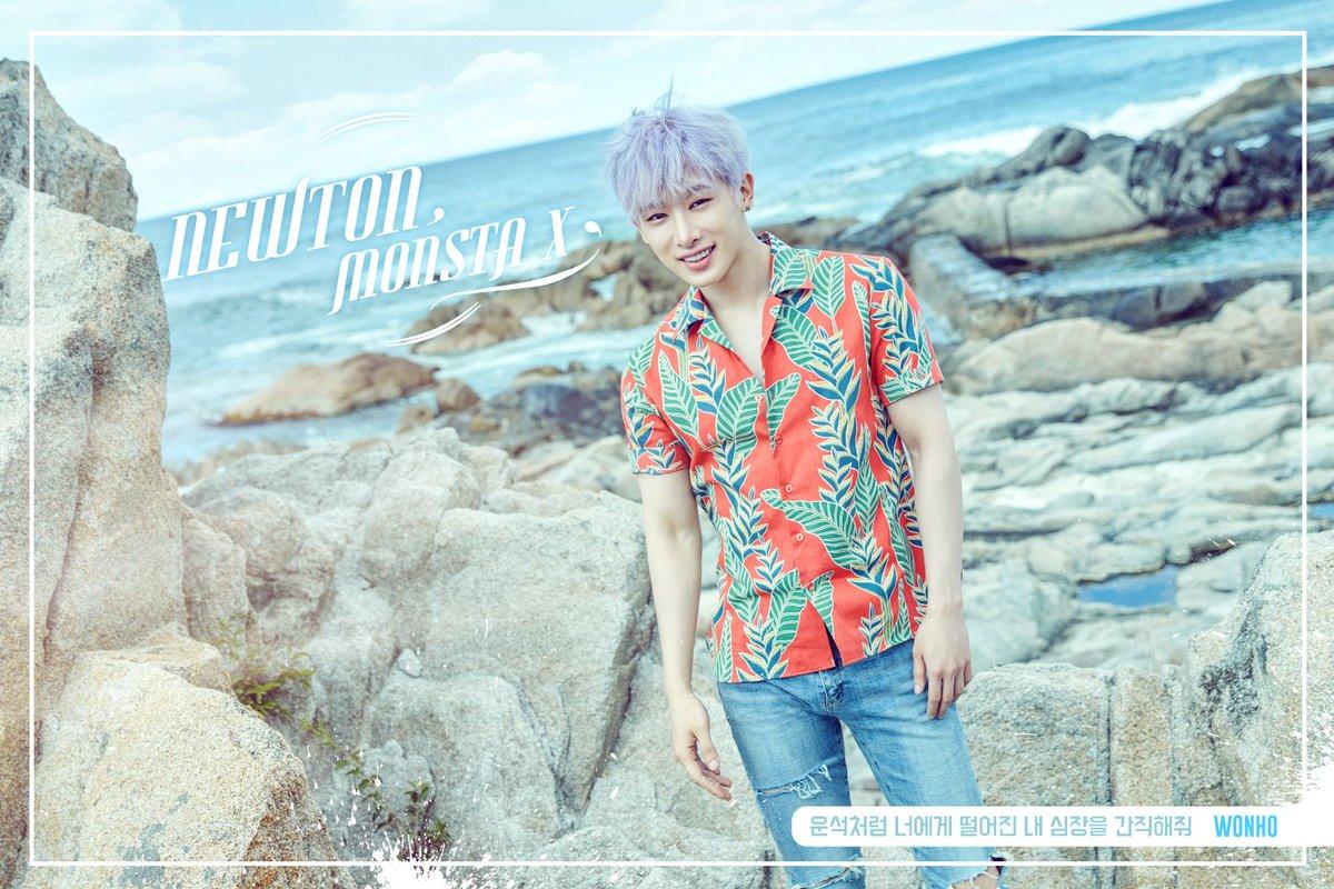 [#MONSTA_X]  2017.07.27 #몬스타엑스   Special...