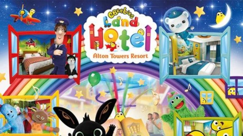 WIN: A break for four at Cbeebies Land Hotel #WinItWednesday  https://t.co/JY7IiriuQH