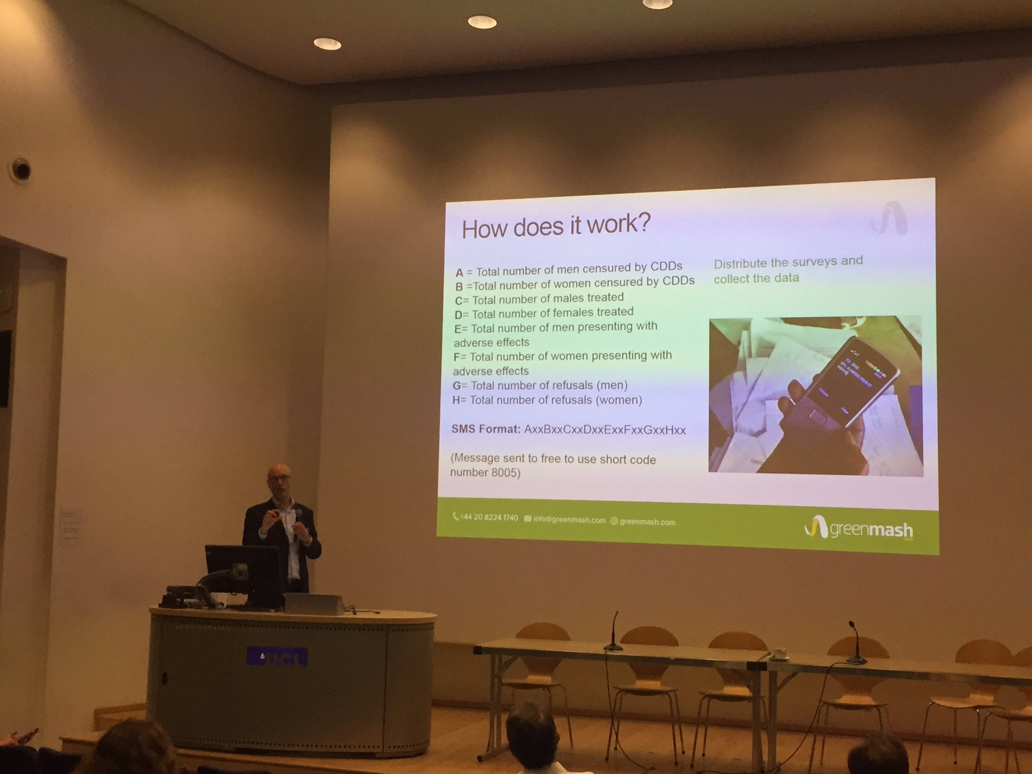 Great to see gender disaggregated mobile data collection tools being used to monitor MDA in Cameroon #NTDs #ISNTDbites17 https://t.co/kBdDemo38k
