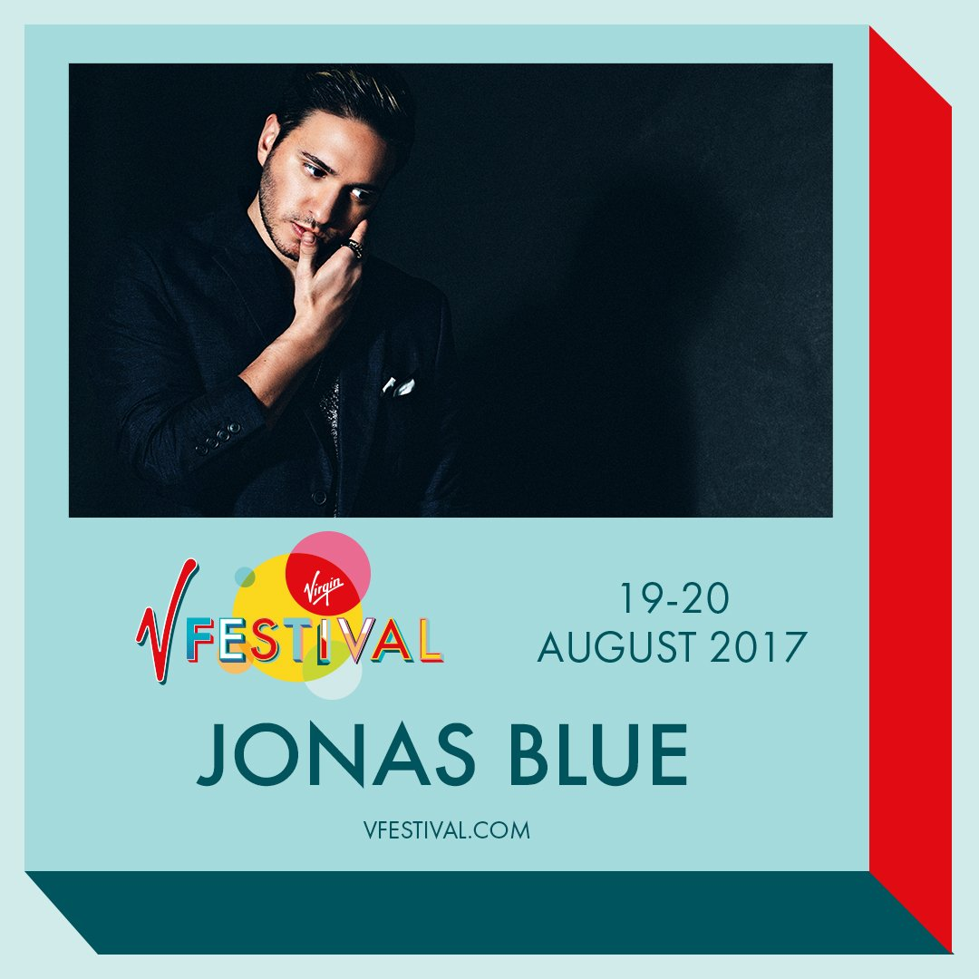 One month to @vfestival 🎉   Tickets: