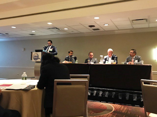 Pros of adversarial proceedings? Relatively fast, definitive, limited discovery... @WCLegal #Patents for Financial Services Summit #patsNYC<br>http://pic.twitter.com/1IBwveAUwT