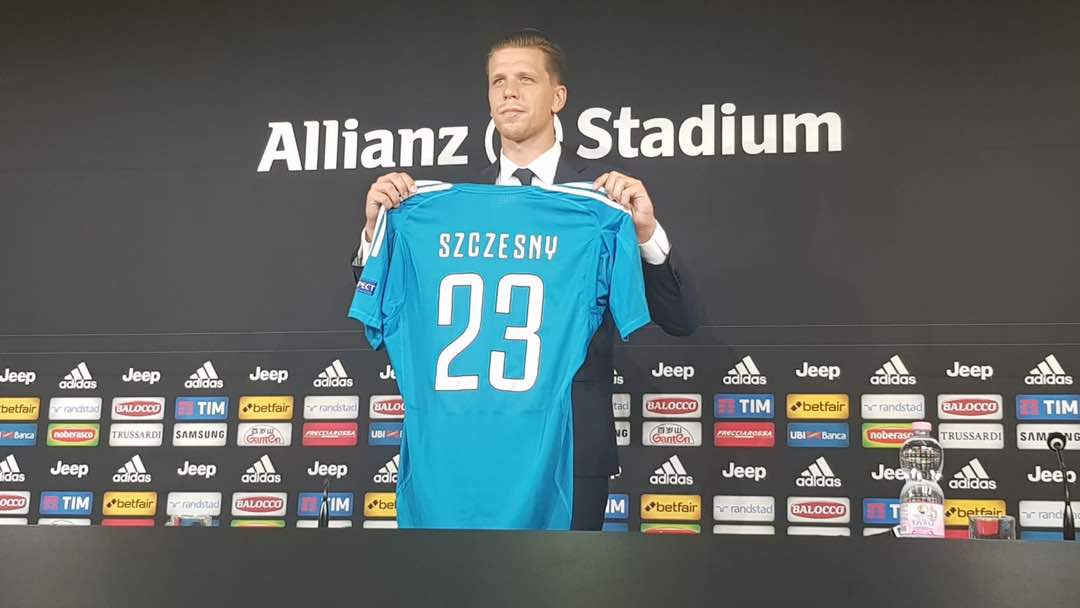 963f245cee9 Wojciech Szczesny has left a heartfelt message to Arsenal on Instagram  after completing his move to Juventus today.
