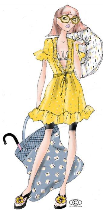 #Tendance : Carlin Creative Trend Bureau - Freshness &amp; charming impertinence -Women&#39;s attitudes -PE2019  http:// bit.ly/2uIrQsk  &nbsp;  <br>http://pic.twitter.com/sJG9FAHZpT