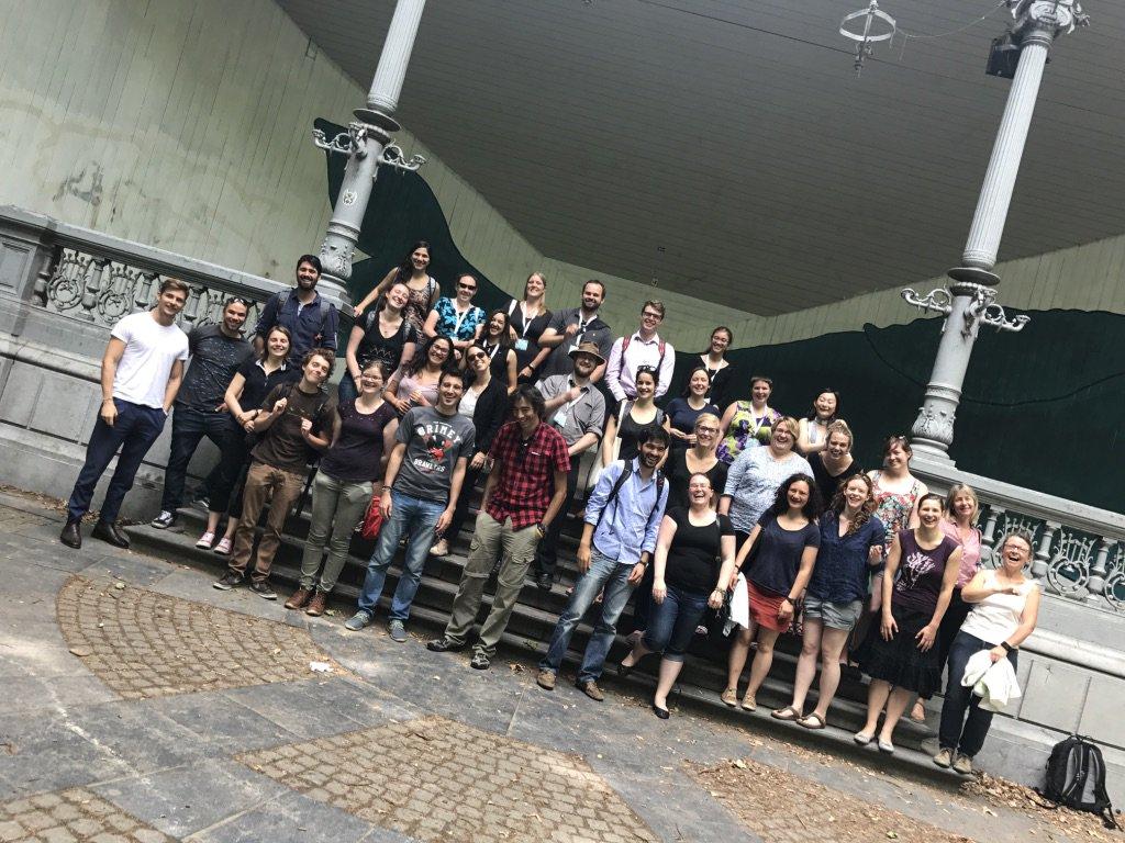 Pictures &amp; short report of @Polar_Research workshop @SCARBIO17 #SCARbio17   https:// apecsbelgium.wordpress.com/apecs-workshop -at-scarbio17/ &nbsp; … <br>http://pic.twitter.com/0IOHhPoUdy