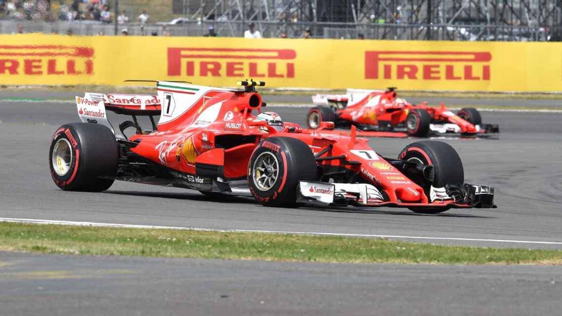 Formula Uno, in Ungheria prima fila Ferrari: Vettel davanti a Raikkonen