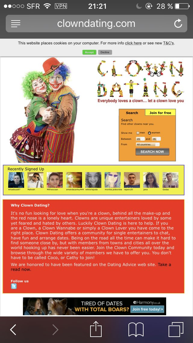 Lovers dating site
