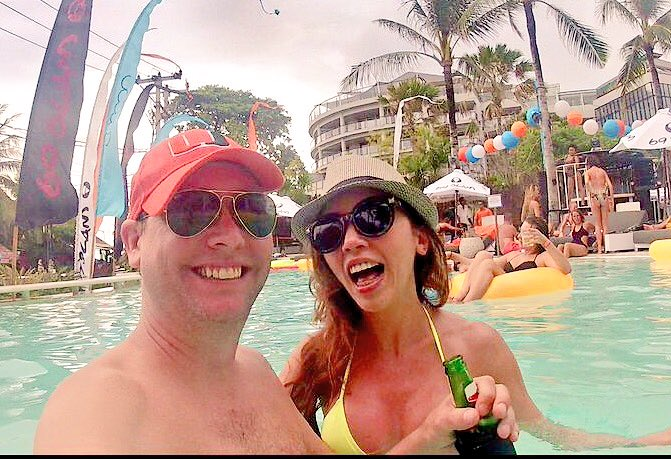 Never miss a good pool party  #WednesdayWisdom #Travel #adventuretravel #Asia <br>http://pic.twitter.com/mO3Je0Cvqz