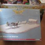 Corgi The Aviation Archive boxed diorama Word War ll in winter set. In auction 25th July. #wga  #worthing #shoreham #brighton #hove #corgi