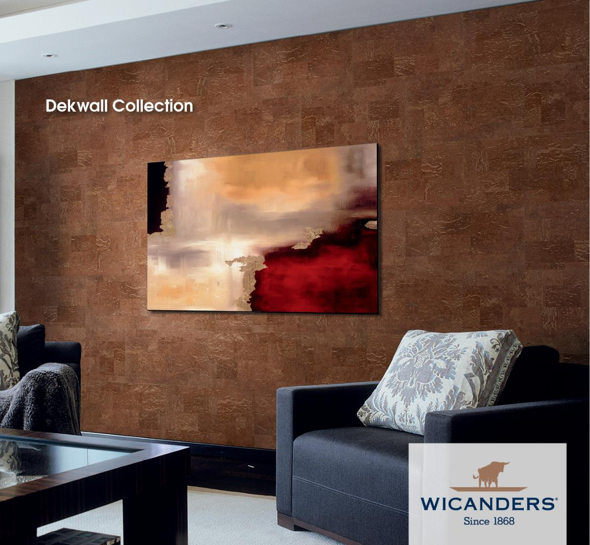 #WicandersWednesday ft. Dekwall Collection. Learn more at  https:// goo.gl/7enZaR  &nbsp;   #Cork #WallTile #Walldecor #CorkWall #FloorsFirst #Canada<br>http://pic.twitter.com/p57ea6BI4P