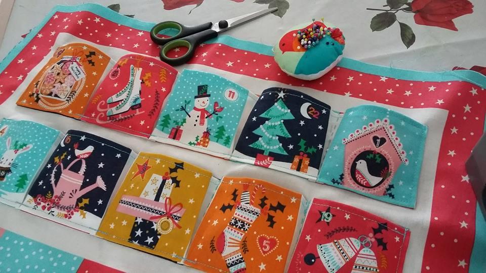 Sneak peek at my new advent calendar this year #advent #christmasinjuly #shopsmall #handmadehour #feelingfestive<br>http://pic.twitter.com/WauiqGq6FX
