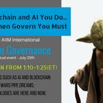 Join @AIIMIntl's #IG free #Virtual Event July 20th! #AI #Blockchain #IM #StarWars @ChiappeAndrea. Register here ➡️➡️ https://t.co/WRctObLPWx