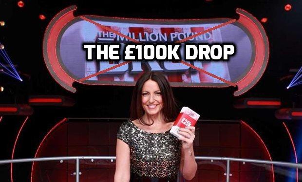 Davina McCall to film 60 episodes of The £100KDrop https://t.co/4ui8L6Txtg