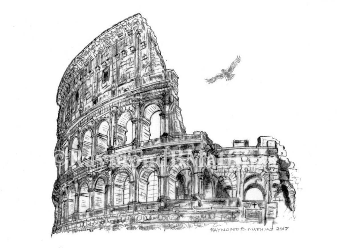 New drawing in our shop! Click the link below. #art @Etsy #etsy #ink  #illustration #etsyseller #colosseum #italy  http:// etsy.me/2uJAvuB  &nbsp;  <br>http://pic.twitter.com/C8RQcLEg3v