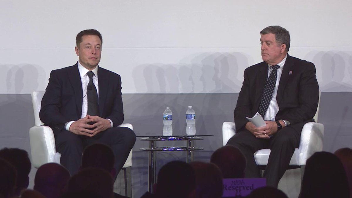 Elon Musk reveals what his tunnel under LA has to do with Mars