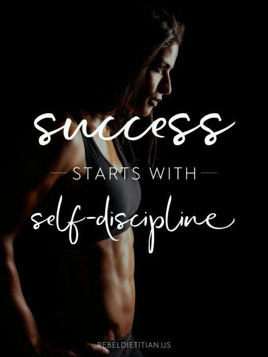 Self Discipline Quotes 1