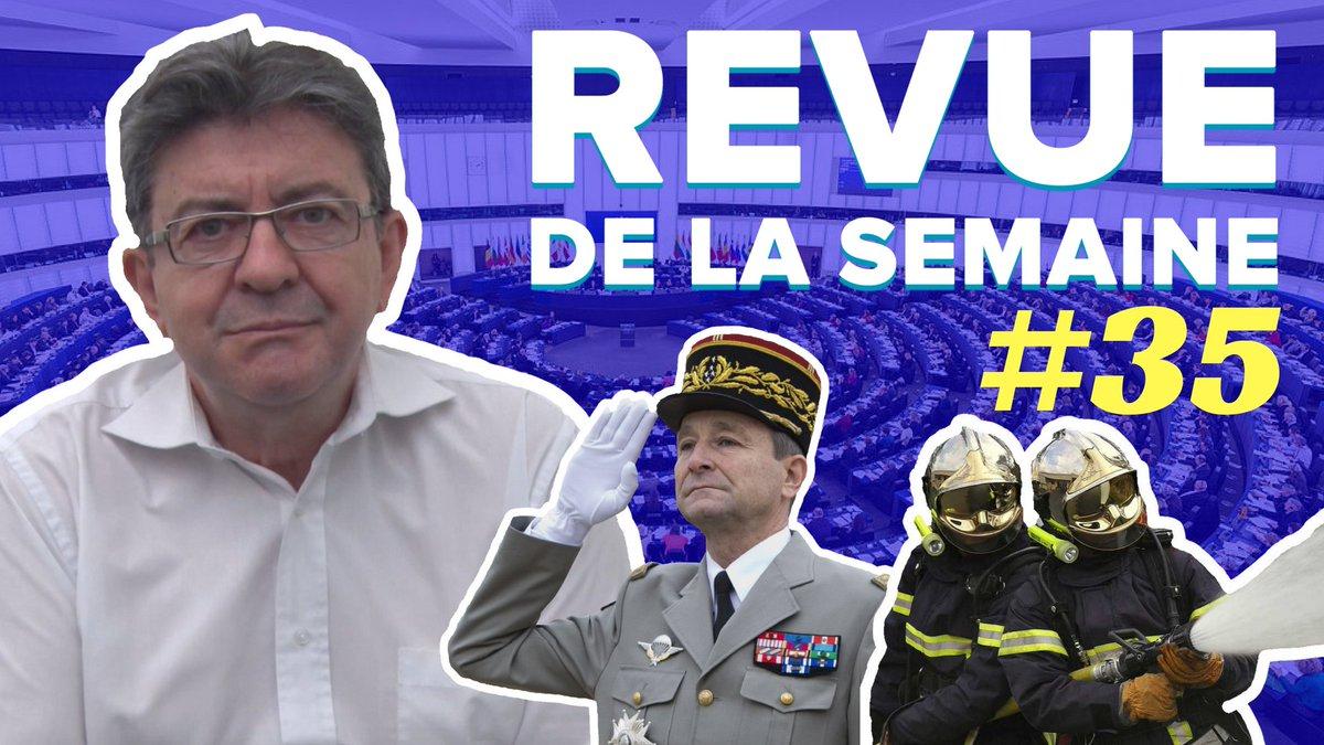 #RDLS35 en ligne ! Les thèmes : démission du général #DeVilliers, incendies, assistants parlementaires, médias. ➡️https://t.co/8oBMGDjvjk