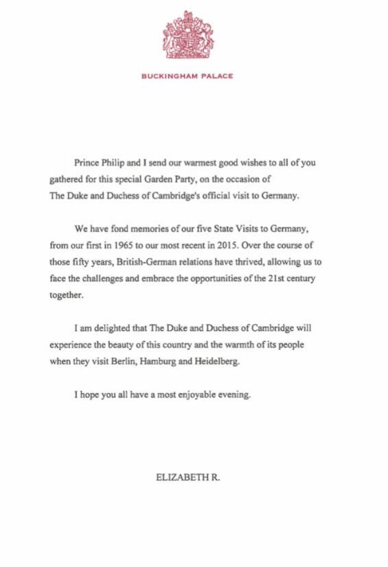 Kensington Palace On Twitter In His Speech The Duke Also Delivered