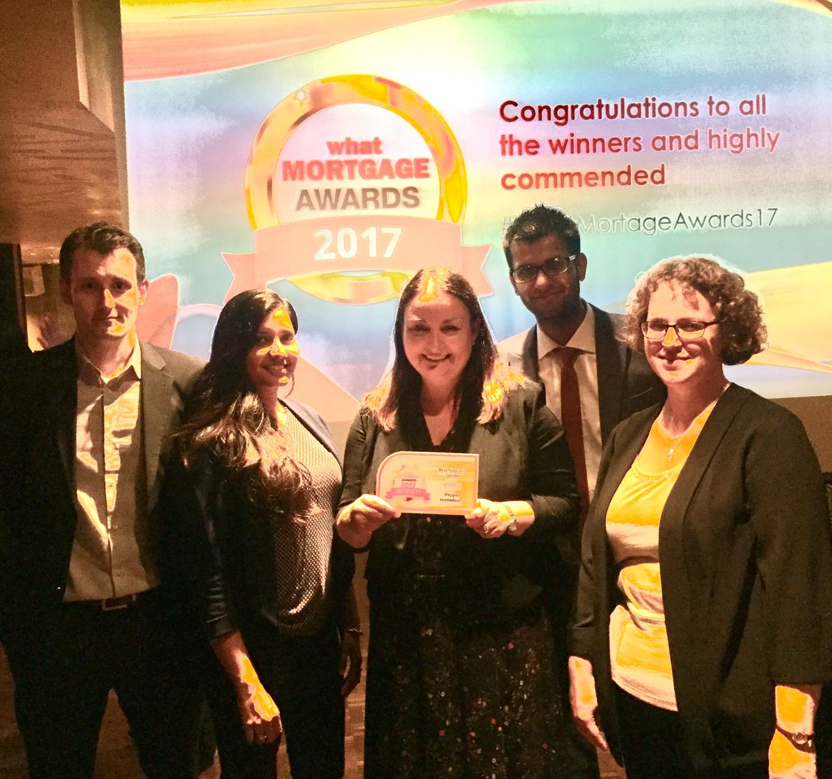 We did it! Pepper Homeloans wins @WhatMortgage&#39;s #award for Best Specialist Lender  Thanks to everyone who voted #WhatMortgageAwards17&quot;<br>http://pic.twitter.com/X6YlgeEwBm