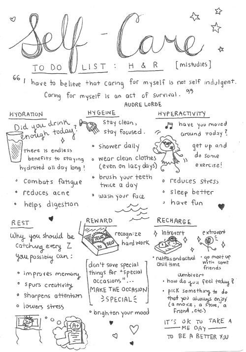 "Love this Self-Care to-do list - ""It's OK to take a ME day to make a better you""  #sltchat #ukedchat https://t.co/4k2njKXiEe"