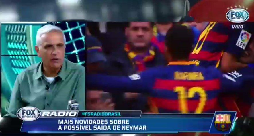 Sormani diz por que ir pro PSG não é má ideia pra Neymar: https://t.co/eBj5YZHQOf #FSRádioBrasil