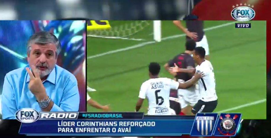 Pascoal revela que Corinthians pode perder importante titular; confira: https://t.co/39uKdenYHk #FSRádioBrasil