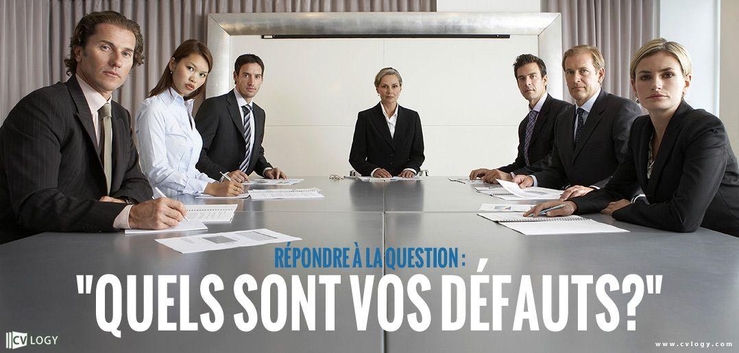 Quels Sont Les Defauts #2: #Conseils_Emploi: #Comment Répondre à La #question : U201cQUELS SONT VOS # DÉFAUTS?u201d Http://buff.ly/2tFPHnM Pic.twitter.com/reqiNOtEXA
