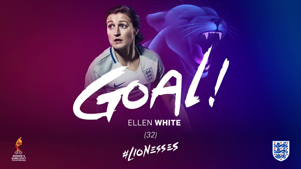 IT\'S THREE! @ellsbells89 adds another! 👏  #lionesses