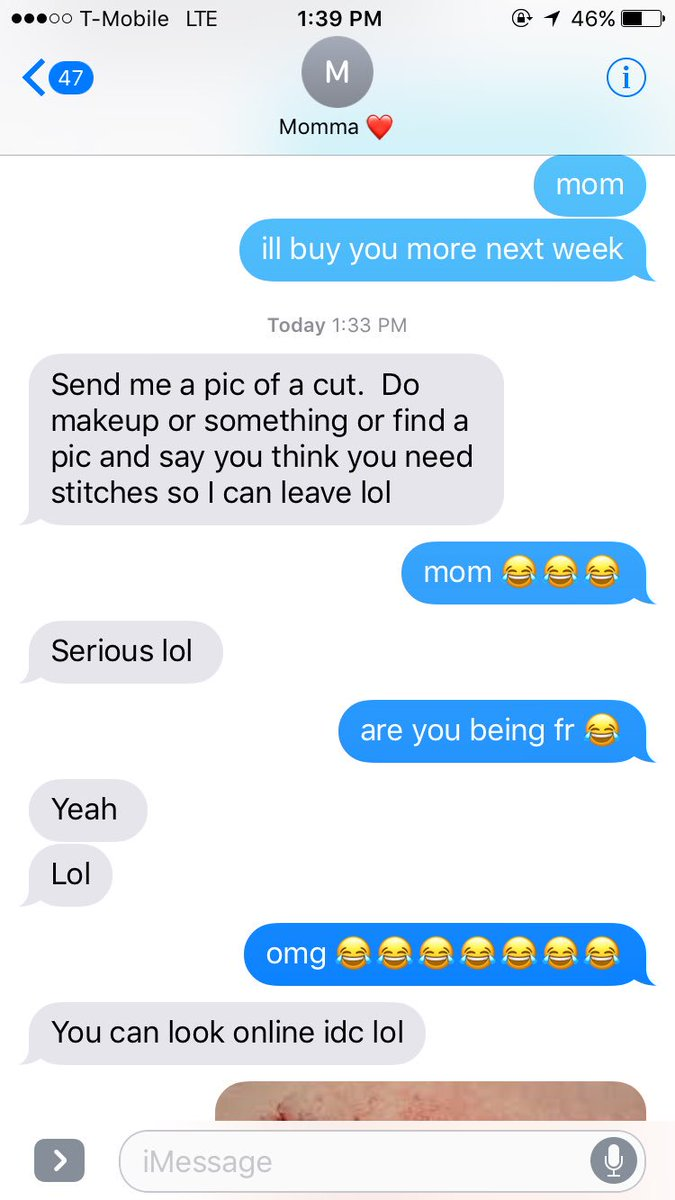 my mom is so extra 😂😂😂 https://t.co/f2y3...