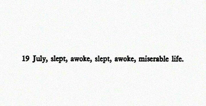 19 de julio, 'Diarios', Kafka. (➡ Peteski).